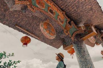 Vãn cảnh, cầu duyên tại chùa Miếu Nổi trên sông Sài Gòn