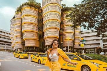 Choáng ngợp trước các công trình kiến trúc độc đáo của Singapore
