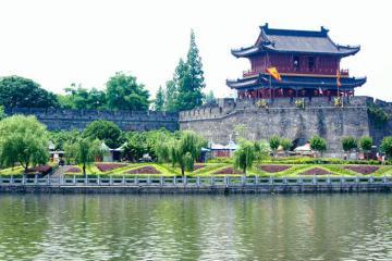 Du lịch Kinh Châu - tòa thành cổ nhất Trung Hoa