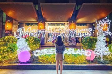 Top 5 địa điểm đón giáng sinh ở Đài Loan vô cùng thú vị