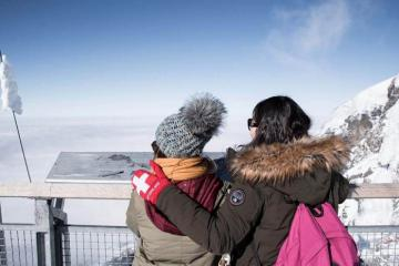 Top những hoạt động giải trí hấp dẫn ở Thụy Sĩ vào mùa đông