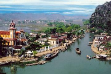 Trọn bộ kinh nghiệm du lịch Kênh Gà Ninh Bình