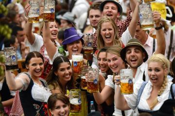 Trải nghiệm những lễ hội ẩm thực ở Đức được mong chờ nhất