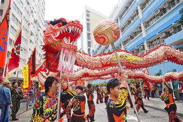 Bạn sẽ tiếc 'đứt ruột' nếu bỏ qua những lễ hội ở Hồng Kông này!