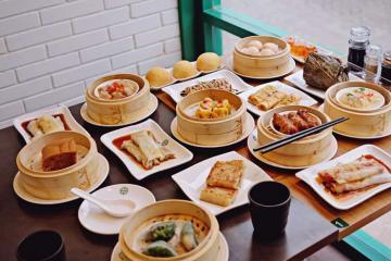 'Càn quét' những nhà hàng Dimsum ngon nhất Hồng Kông