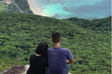 Check in núi Yên Ngựa Côn Đảo chiêm ngưỡng cảnh sắc rực rỡ từ trên cao