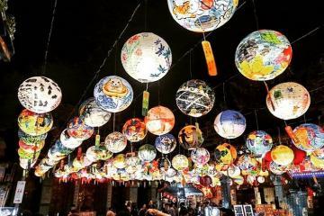 'Say như điếu đổ' vẻ đẹp lung linh của các lễ hội Đài Loan