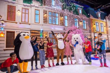 Kinh nghiệm đi Snow Town Sài Gòn 'lạc' giữa thiên đường tuyết đẹp tựa trời Âu