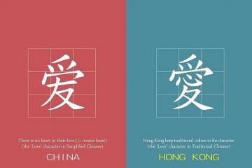 Hé lộ điều thú vị về sự khác biệt giữa Hồng Kông và Trung Quốc