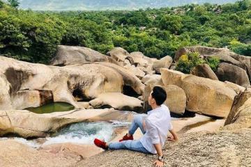 Kinh nghiệm du lịch thác Ba Hồ Ninh Thuận