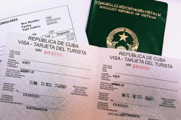Hướng dẫn làm thủ tục xin visa đi Cuba chi tiết, dễ đậu