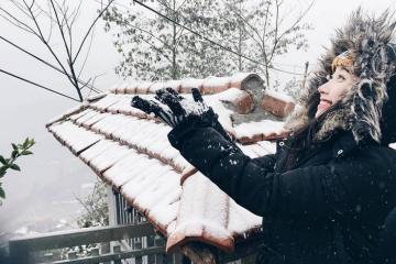 Du lịch Sapa tháng 12 để đắm chìm vào thiên đường tuyết