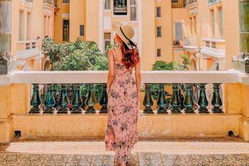 Kinh nghiệm chọn trang phục du lịch Sài Gòn siêu đẹp, siêu chất