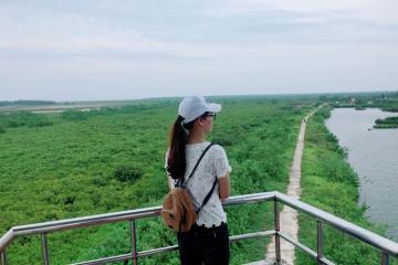 Kinh nghiệm du lịch vườn quốc gia Xuân Thủy, Nam Định