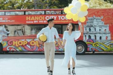 Hướng dẫn trải nghiệm xe buýt 2 tầng ở Hà Nội cực chi tiết