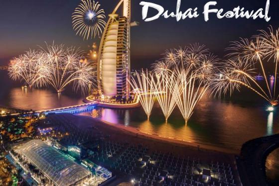 Những lễ hội ở Dubai độc đáo nhất khiến bạn phải 'soạn đồ đi check-in' liền tay