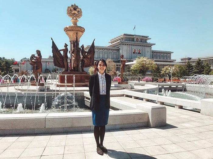 cung điện Kumsusan - kinh nghiệm du lịch Bình Nhưỡng về điểm tham quan