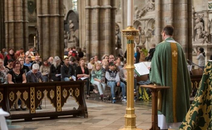 Tu viện Westminster nước Anh - điểm đến hấp dẫn du khách