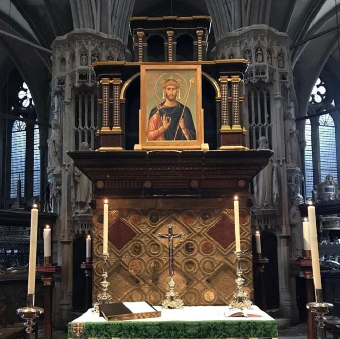 Tu viện Westminster nước Anh - nơi an nghỉ của người nổi tiếng
