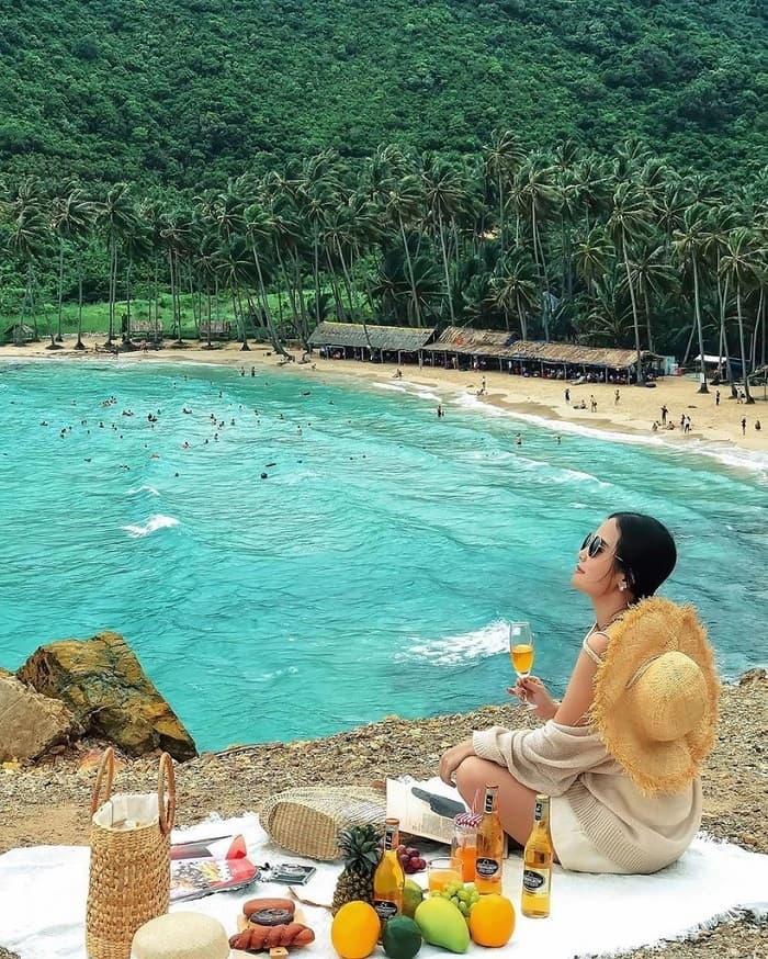 Đảo Nam Du là một trong những địa điểm du lịch Tết Dương Lịch 2021 hot