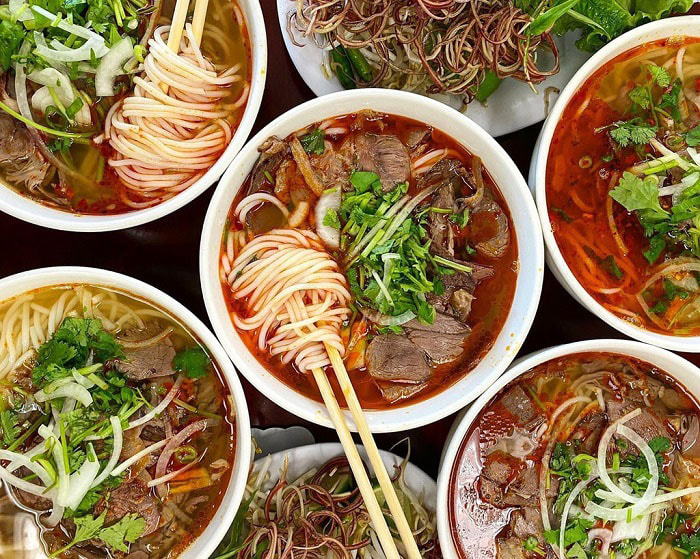 List of delicious noodle dishes in Vietnam - Vietnam is the land of noodle dishes