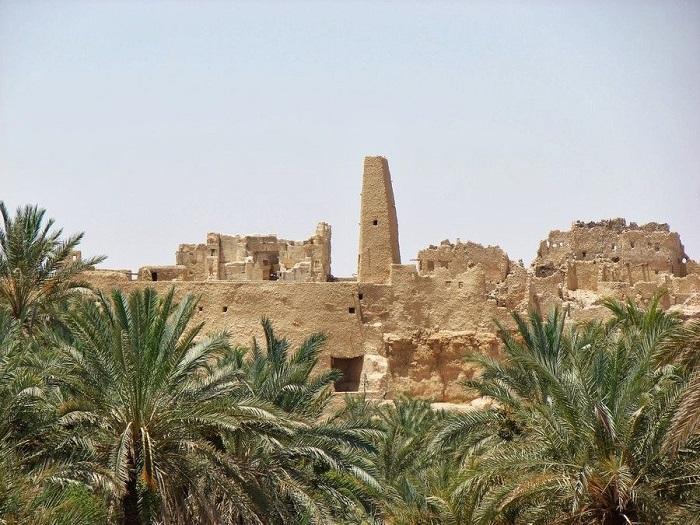 Ốc đảo Siwa - thiên đường nằm sâu bên trong sa mạc Sahara