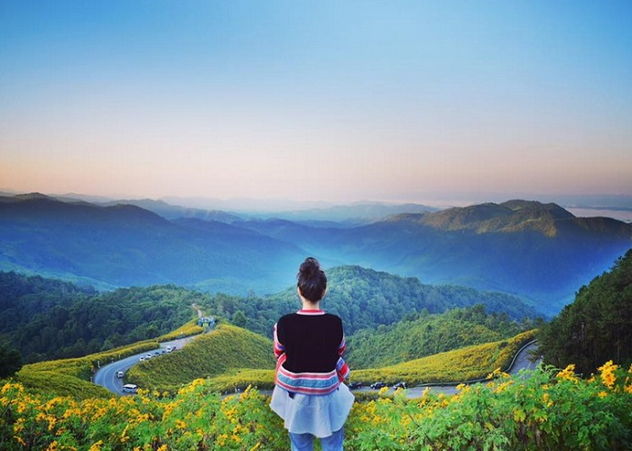 Vùng núi thơ mộng Mae Hong Son ở cực Tây Thái Lan có gì hấp dẫn?