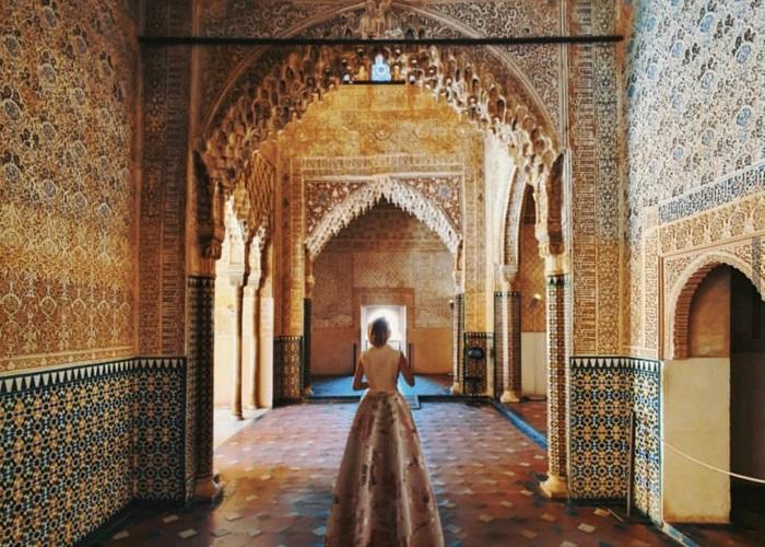 Cung điện Alhambra - tuyệt tác kiến trúc Hồi giáo giữa lòng Châu Âu