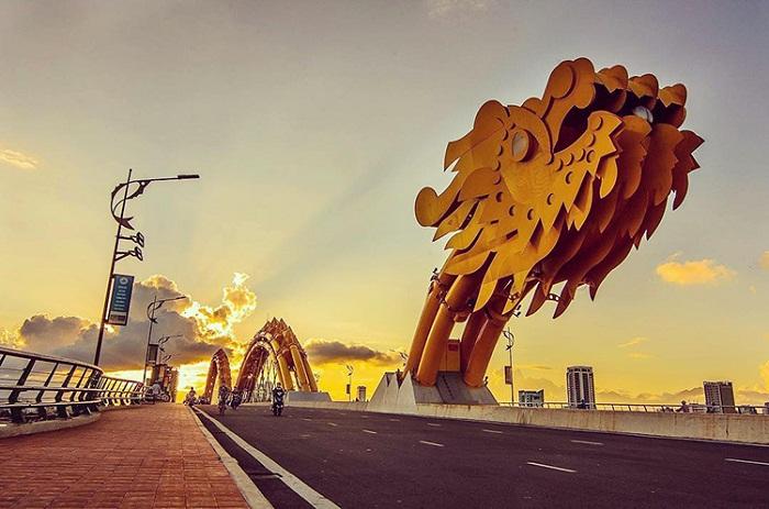 Dragon Bridge Danang - magnificent beauty reaches the international level