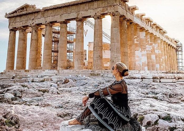 7 công trình tiêu biểu ở Hy Lạp ấn tượng được nhiều du khách yêu thích