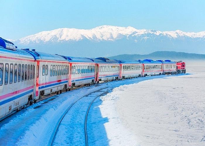 Du lịch Thổ Nhĩ Kỳ bằng tàu hỏa – xu hướng 'hot' bạn không nên bỏ qua