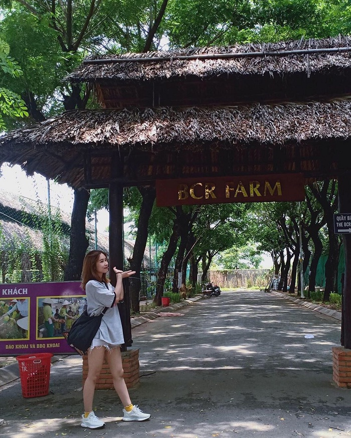 'Đập tan nỗi buồn' với trải nghiệm tại khu du lịch BCR Sài Gòn