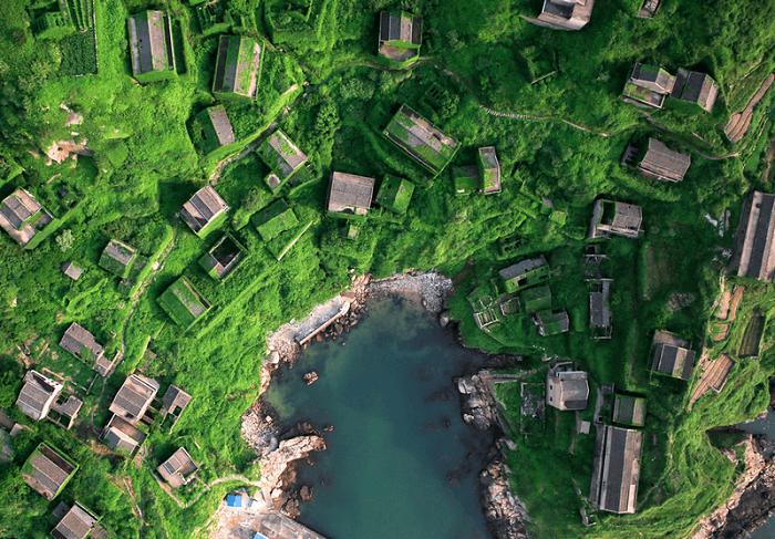 Ngôi làng bị bỏ hoang ở Thượng Hải