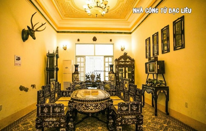 Nhà công tử Bạc Liêu - kiến trúc bề thế 100 năm vẫn còn nguyên vẹn