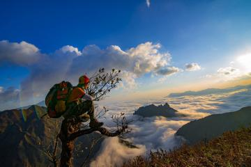 'Đẹp lịm tim' những địa điểm săn mây đẹp nhất Việt Nam