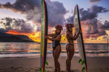 Bạn mong muốn tới đâu trong danh sách những bãi biển đẹp nhất ở Hawaii?