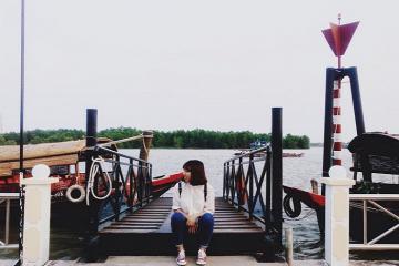 Bến Ninh Kiều – biểu tượng đặc biệt của mảnh đất Tây Đô