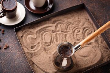 Nhâm nhi cà phê cát Thổ Nhĩ Kỳ để thưởng thức cả nền văn hóa độc đáo