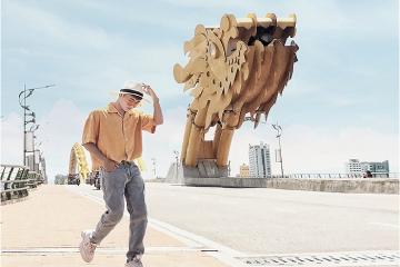 Cầu Rồng Đà Nẵng - vẻ đẹp tráng lệ vươn tầm quốc tế