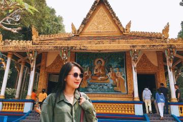 Khám phá chùa Dơi Sóc Trăng – kiến trúc cổ ma mị hiếm có