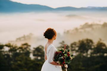 Địa điểm chụp ảnh cưới ngoại cảnh ở Việt Nam cực 'xịn xò' cho các cặp đôi