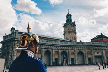 Có gì tại cung điện Stockholm – cung điện hoàng gia đẹp nhất Thụy Điển?