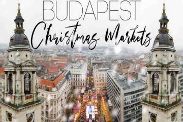 Đến Hungary mùa Noel đừng quên ghé qua chợ Giáng sinh Budapest