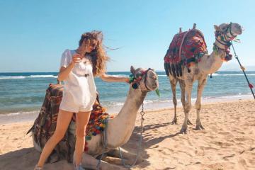 Sharm El Sheikh - đắm mình trong vùng biển Đỏ xinh đẹp của Ai Cập