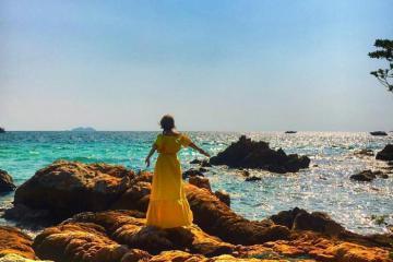 Ghé thăm thiên đường san hô giữa lòng đại dương tại đảo Coral Pattaya