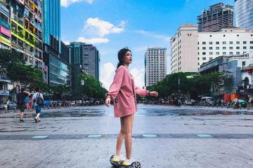 'Phá đảo' phố đi bộ Nguyễn Huệ - con phố HOT nhất Sài thành