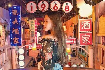 Lộ diện thánh địa sống ảo mới: Hẻm bia Lost in Hongkong Hà Nội