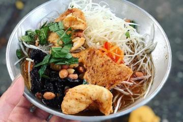 Những món ăn vặt Sài Gòn ngon...quên lối về