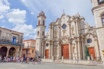 Bạn đã biết các nhà thờ tại Cuba này chưa? Tới ngay trong lễ Noel này!