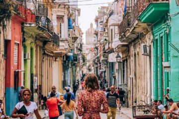 Gọi tên những khu phố cổ tại Cuba 'đốn tim' du khách!